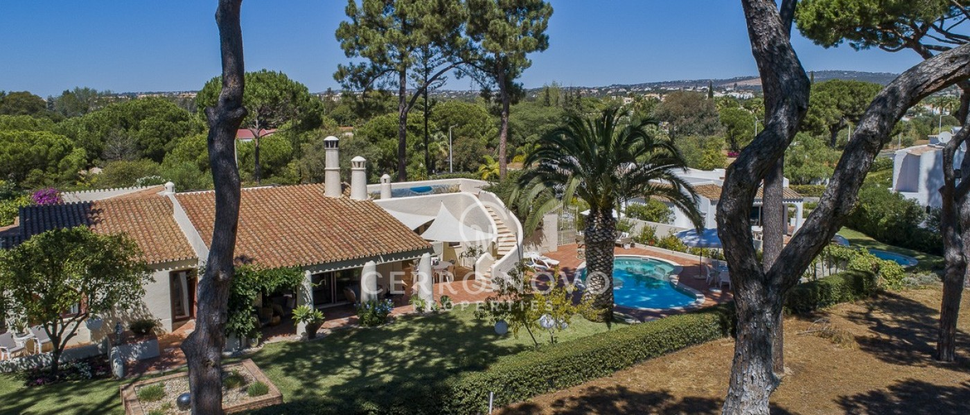 A unique, luxury home overlooking the famous Old Course in Vilamoura