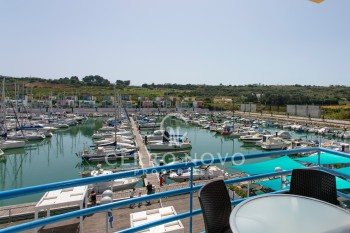 SOLD- Beautiful two bedroom apartment with fantastic views over Albufeira marina