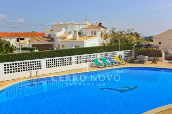 UNDER OFFER Spacious four bedroom villa with exceptionally large pool