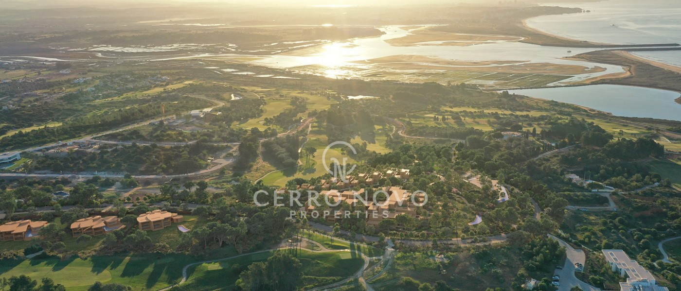 Individual, luxury T1 apartments at Palmares Golf