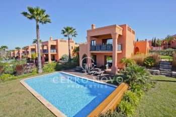 Three bedroom villa with private pool in the Algarve