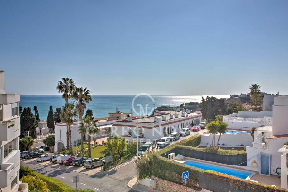 REDUCED - Charming three bedroom townhouse with amazing sea views