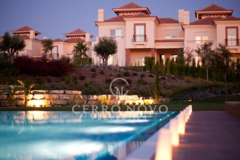 Three bedroom golf resort linked villas in the Algarve
