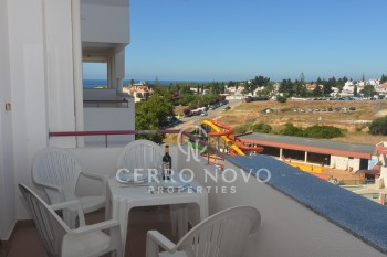 Spacious two bedroom apartment a few steps from the beach