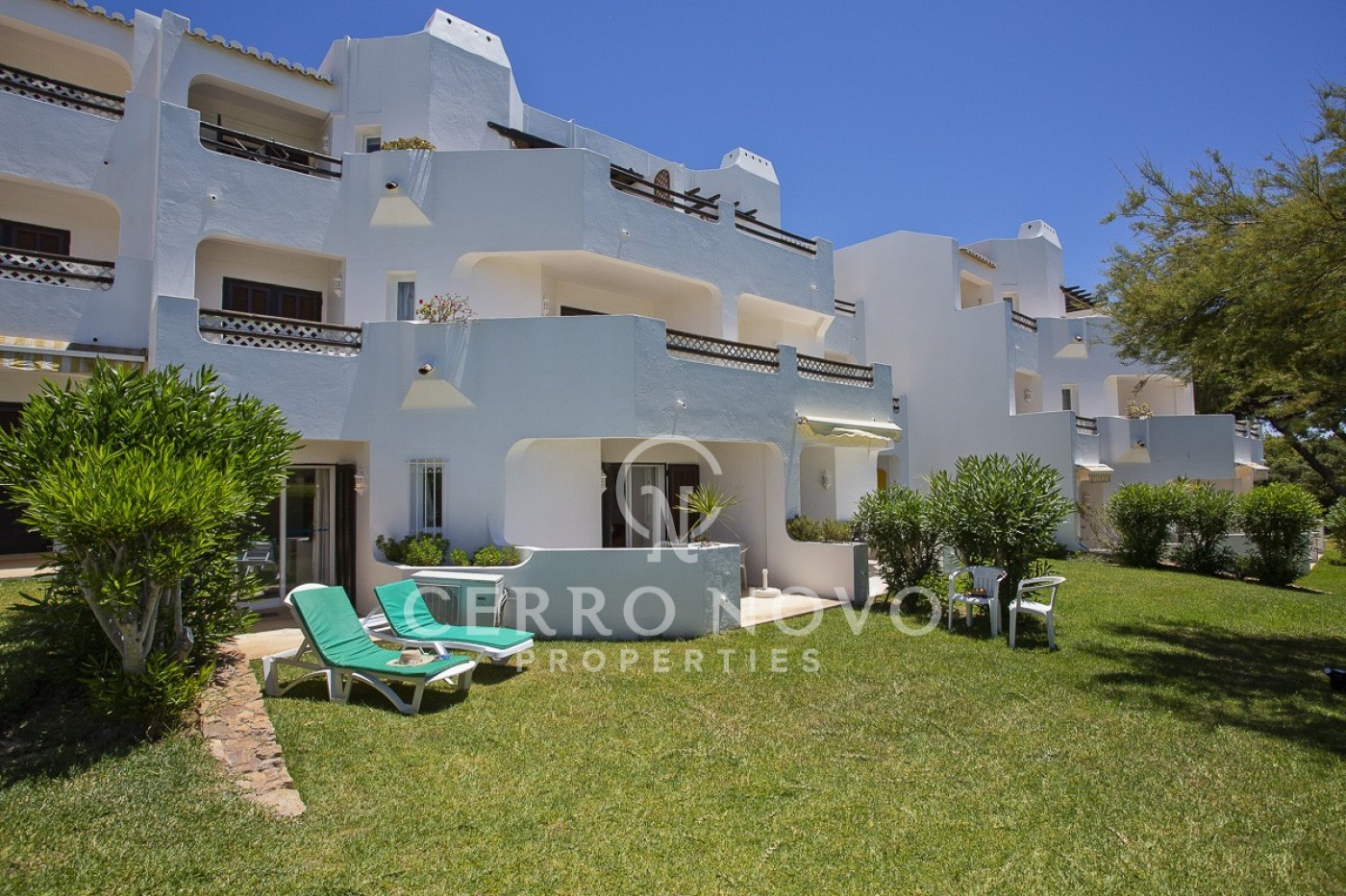 Selection of apartments in Balaia Golf Village