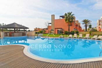 Luxury two bedroom, ground floor, Vilamoura apartment