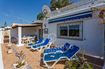 Two bedroom semi detached  villa with one bedroom annexe