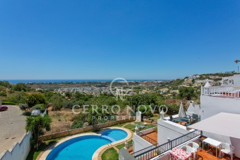 SOLD- Two bedroom apartment with marvellous sea views
