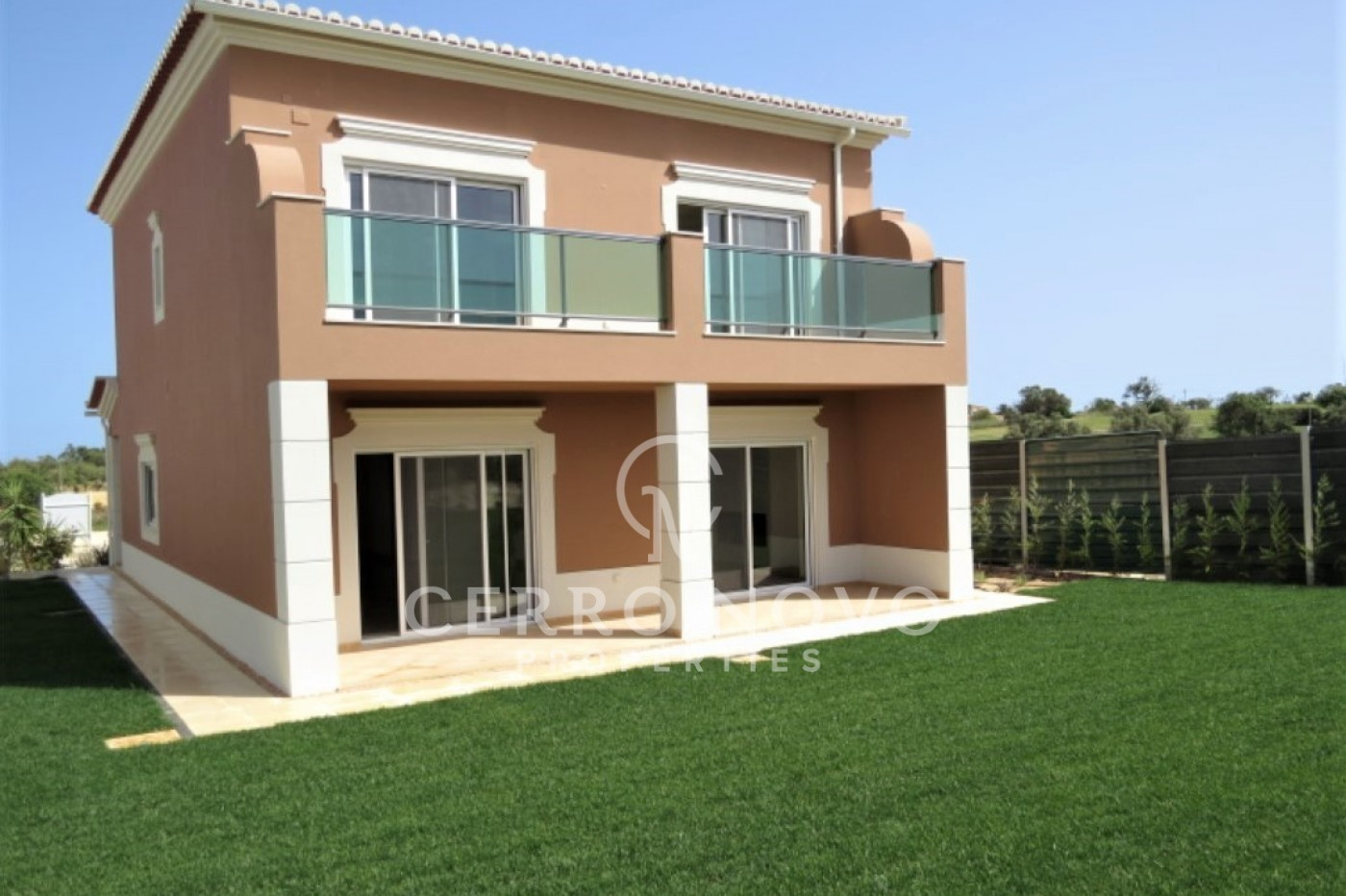 Brand new villas on golf  resort