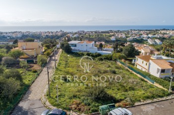 Amazing plot with fantastic sea views in Cerro de Aguia