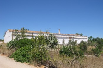 Portuguese old Farm on a large plot of land