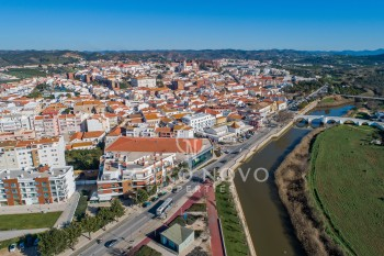 Urban Land with  Permission for an apartment building in the centre of Silves