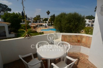 UNDER OFFER Top floor one bedroom apartment over looking pool and gardens
