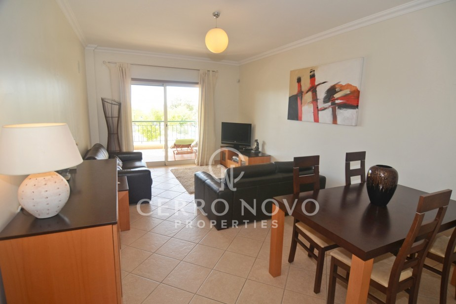 Beautiful two bedroom apartment with large covered terrace