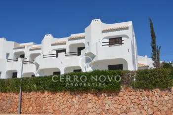 Top floor two bedroom apartment with two terraces and lovely views