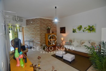 Spacious and well renovated one bedroom apartment in Salgados