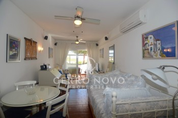 SOLD -Frontline studio apartment  in walking distance to the beach