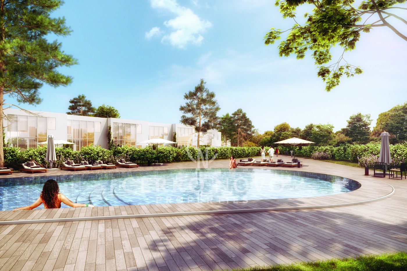 Luxury villas to be built  in the centre of Vilamoura