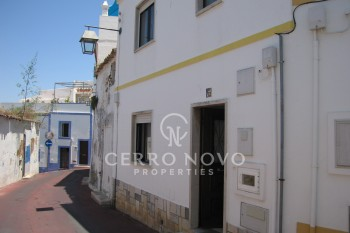 SOLD Totally renovated two bedroom village house in the centre of Albufeira Old town