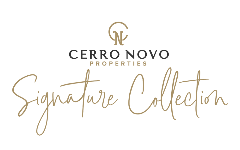 Cerro Novo Signature Collection